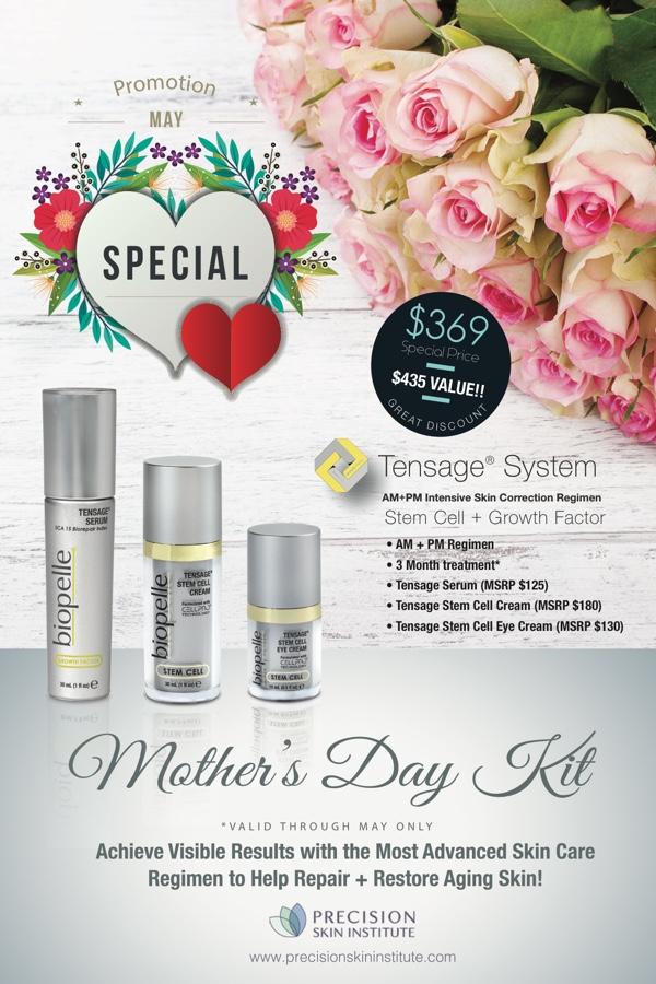 Precision Skin Institute Mother's Day