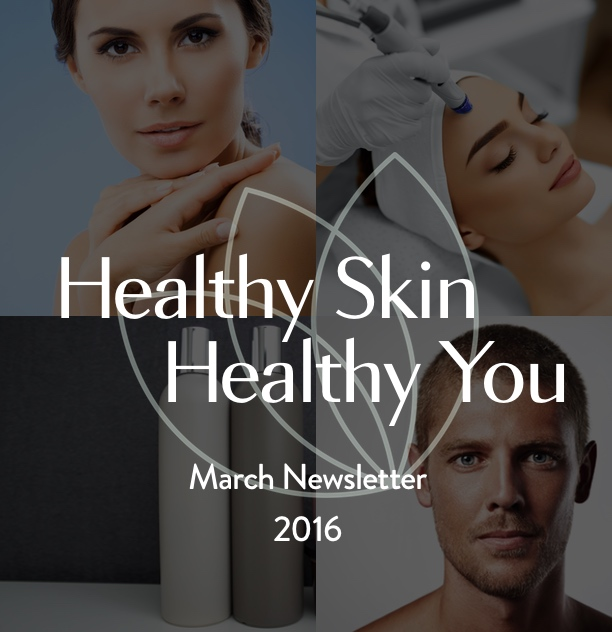 precision skin institute newsletter home