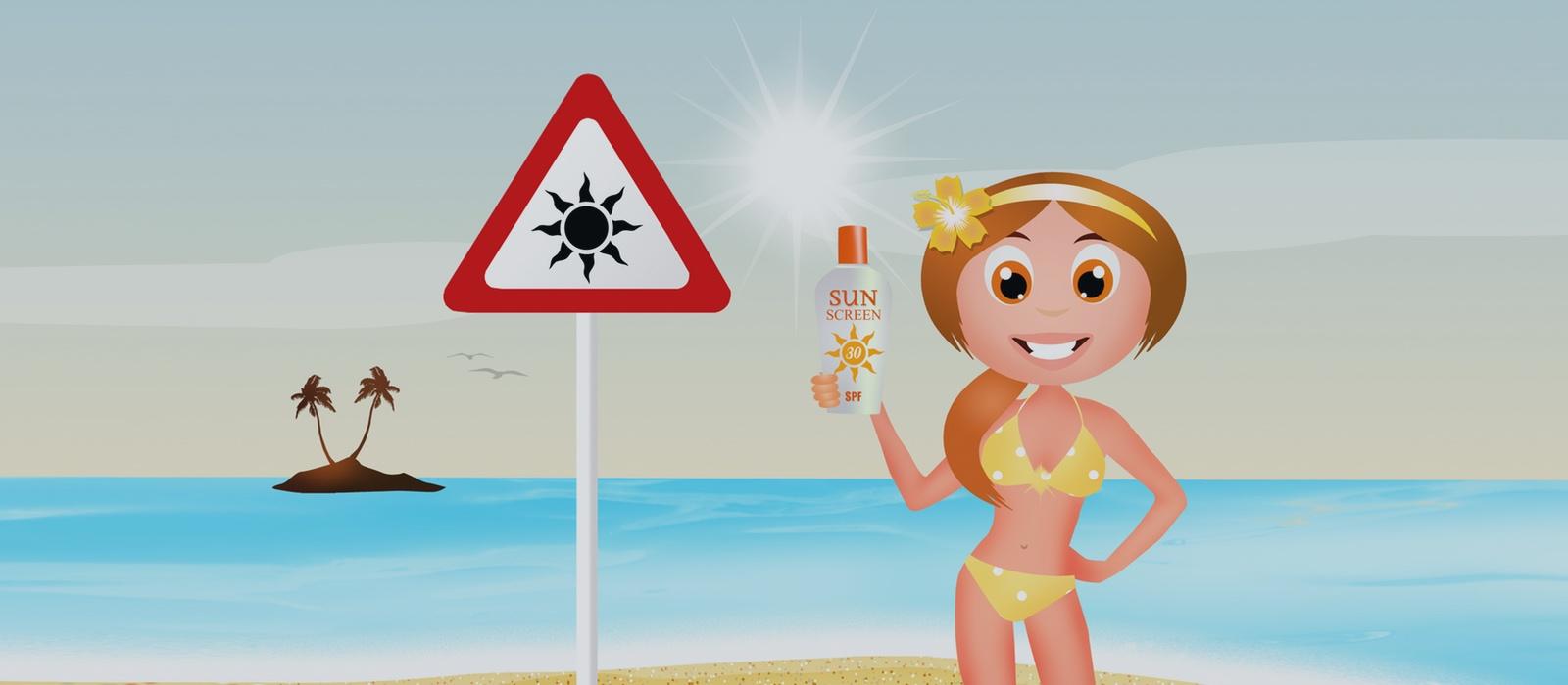 Tips for Safe Suntanning